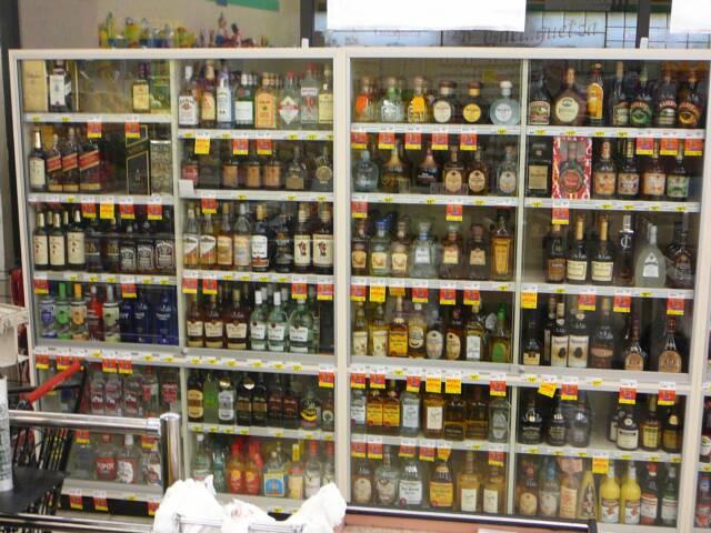 Liquorcabinets
