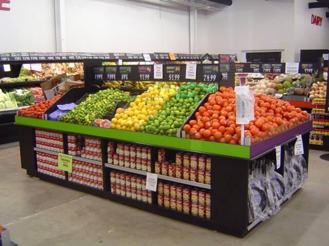 Produce Table